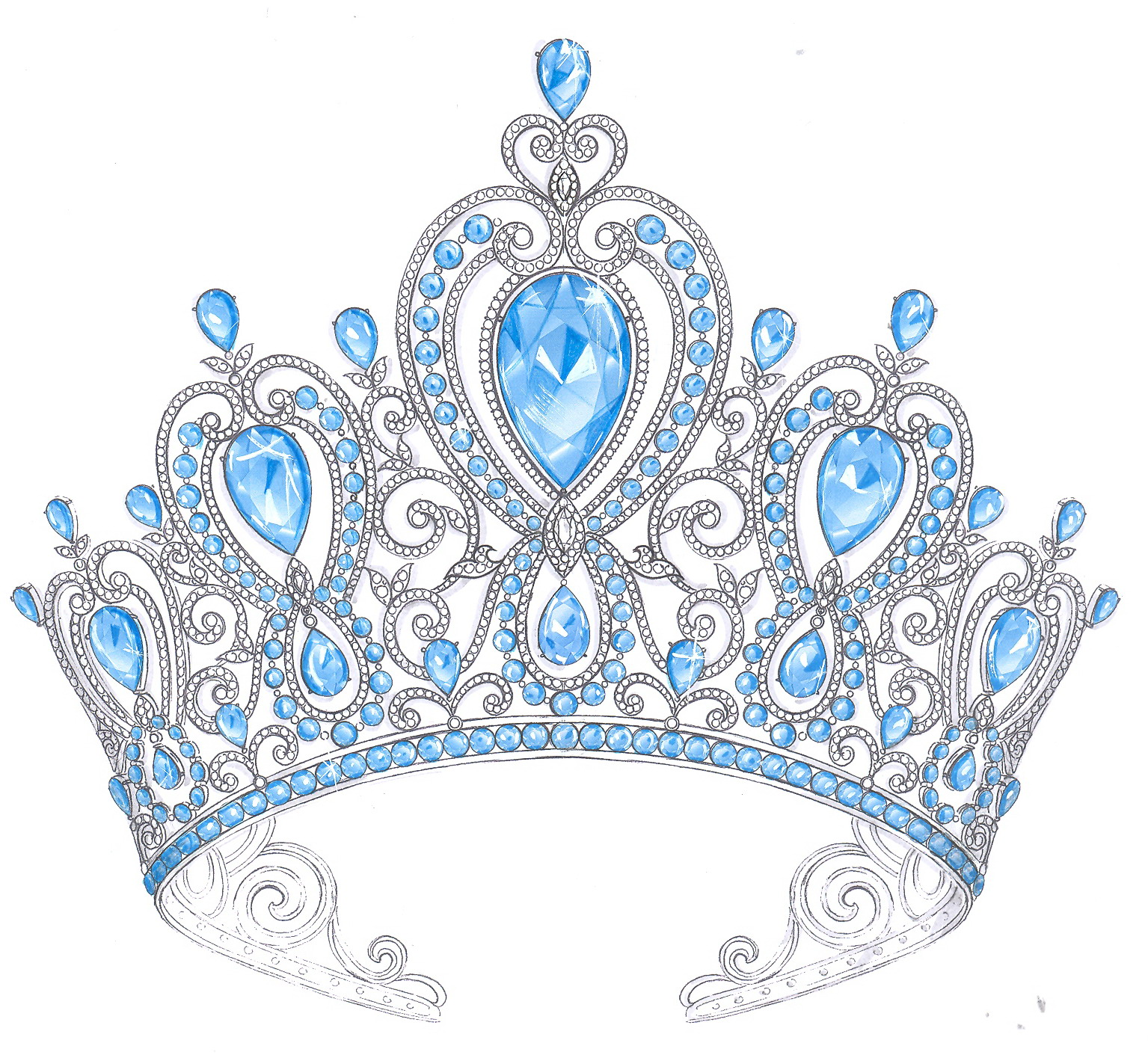 It s an extra blissful Sunday Queen Crown Images
